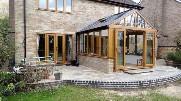 How to Build a Timber Frame Conservatory