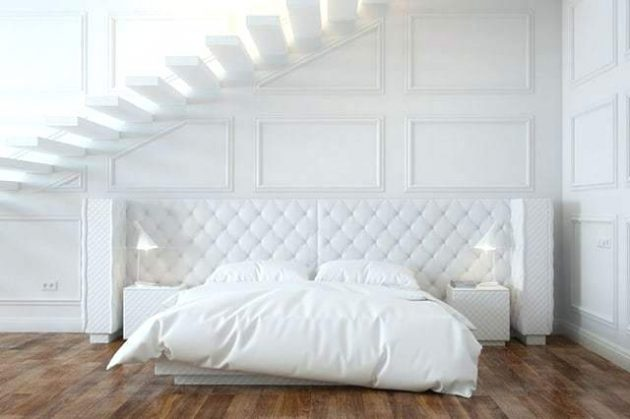 15 Really Fascinating White Bedroom Ideas That Are Worth Seeing