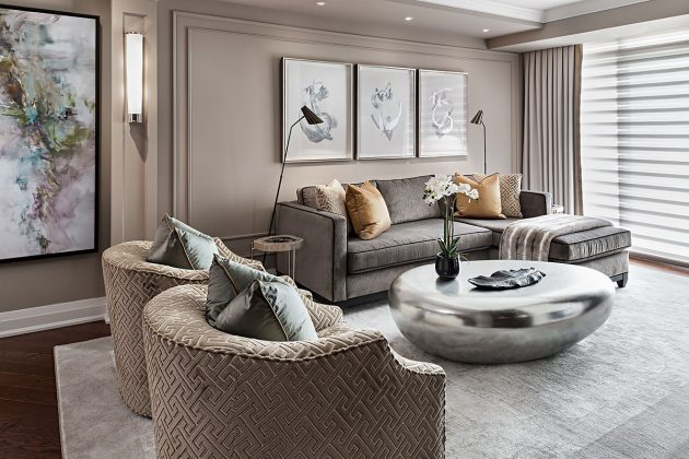 astonishing mission style living room design | 17 Astonishing Ideas To Decorate Your Dream Living Room