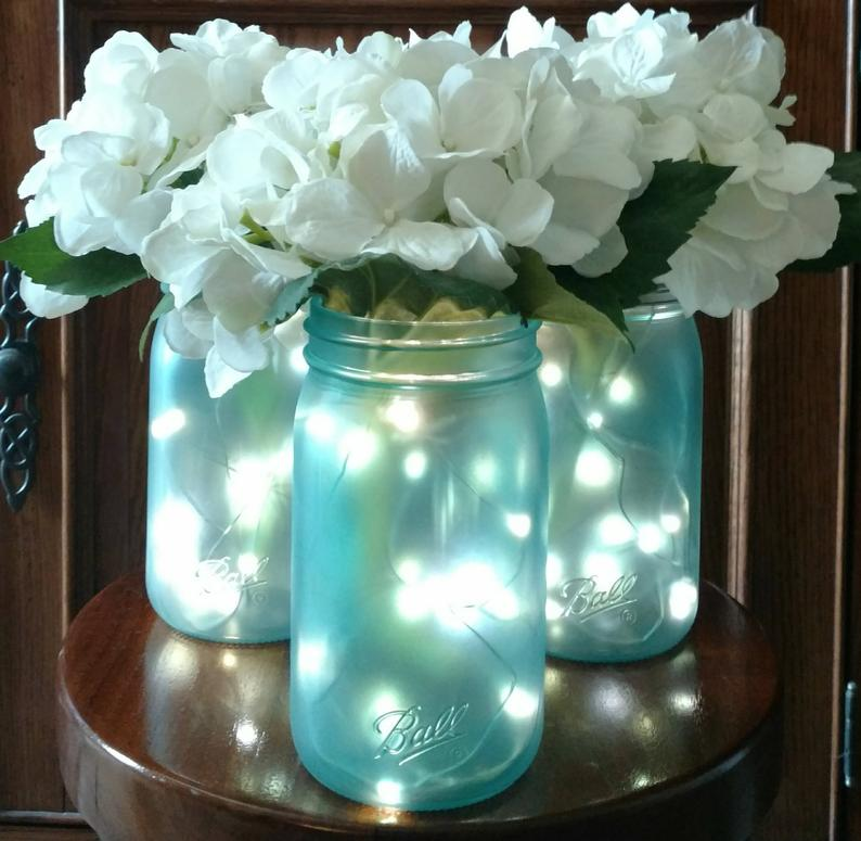 15 Adorable Mason Jar Lights Perfect For The Season