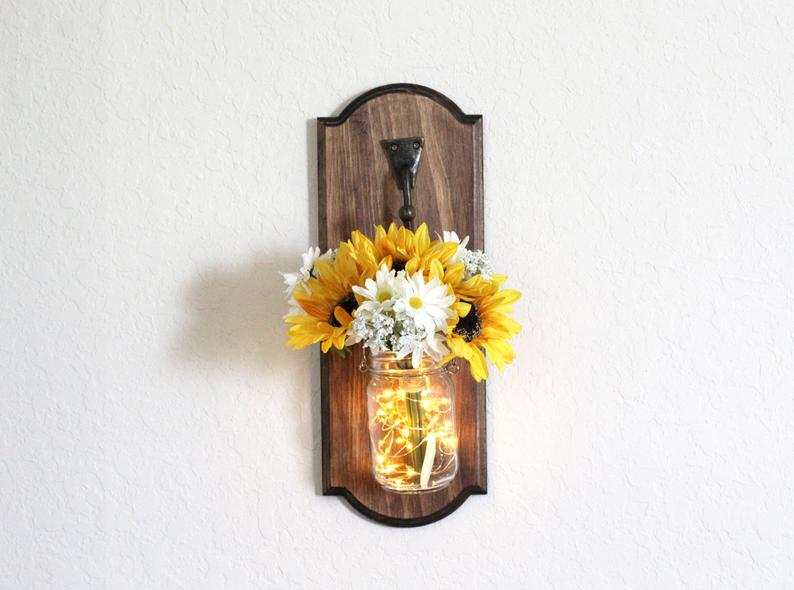 15 Adorable Mason Jar Lights Perfect For The Season