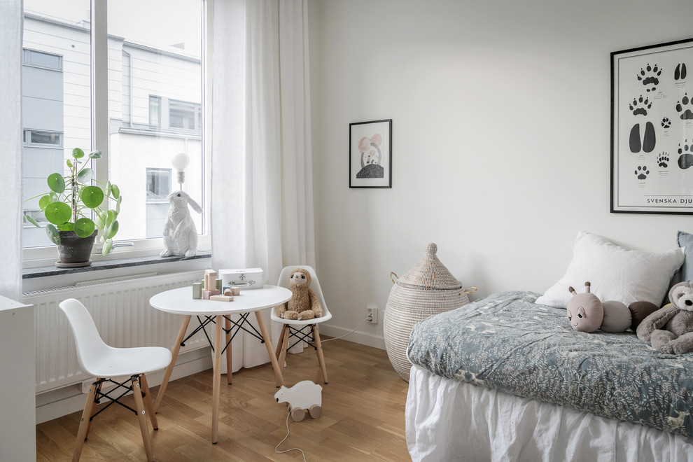 15 Amazing Scandinavian Kids' Room Designs For Rest And Play