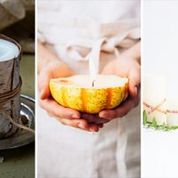 15 Enchanting DIY Thanksgiving Candles You Oughta Make