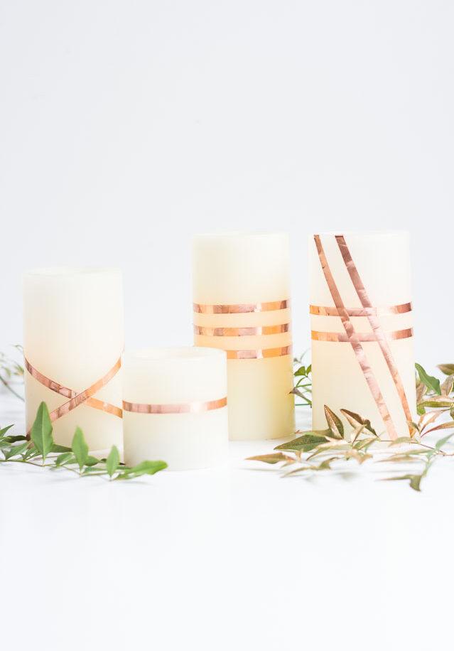 15 Enchanting DIY Thanksgiving Candles You Oughta Make