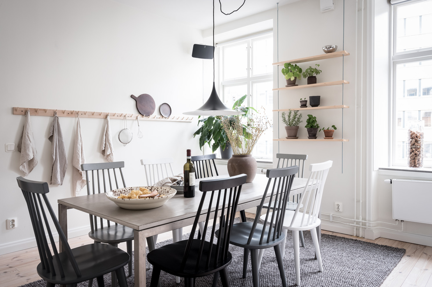 15 Heavenly Scandinavian Dining Room Designs Any Home Can Make Use Of