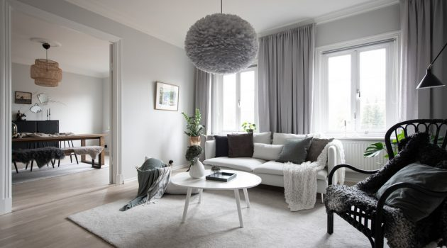 15 Outstanding Scandinavian Living Room Designs With A Brilliant Charm