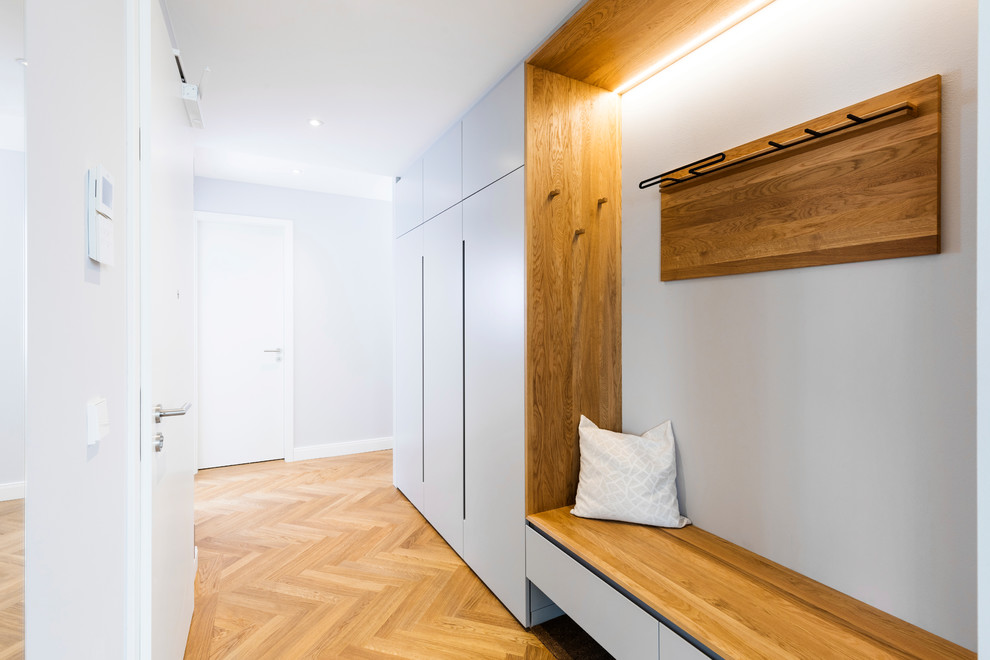 15 Scandinavian Hall Designs That Are Perfect For Narrow Spaces