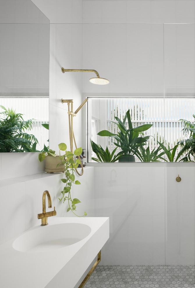 16 Beautiful Scandinavian Bathroom Designs You're Gonna Love