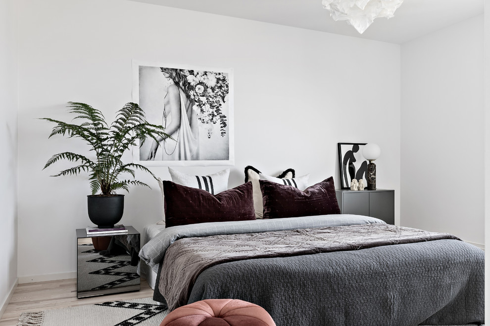 16 Splendid Scandinavian Bedroom Interiors You Will Adore