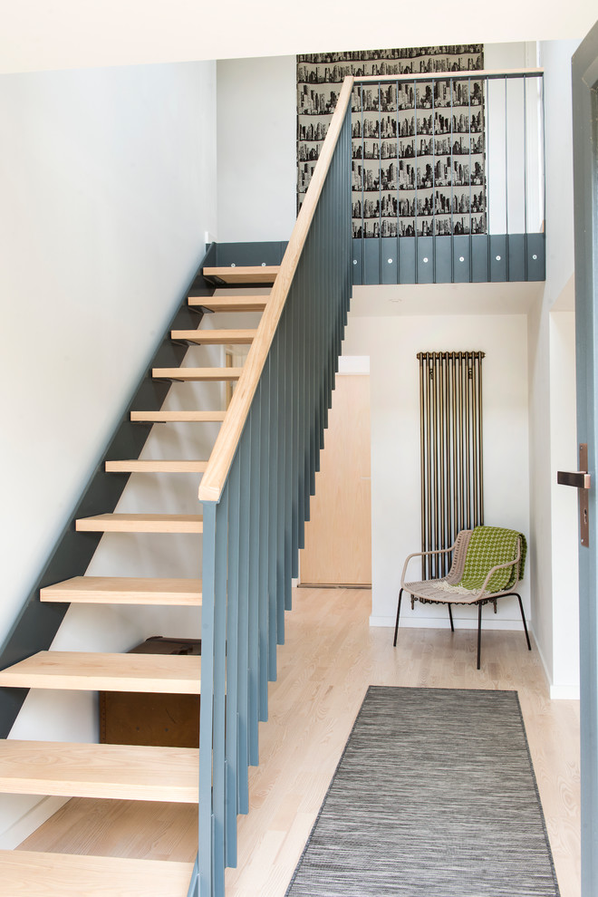 16 Stylish Scandinavian Staircase Designs You Will Love