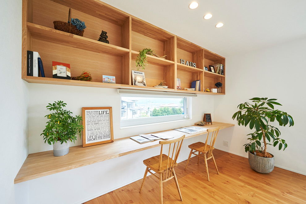 18 Brilliant Scandinavian Home Office Designs You'd Wish You Worked In