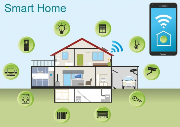Setting Your Home Up For The Future 5 Types of Smart Devices You Need