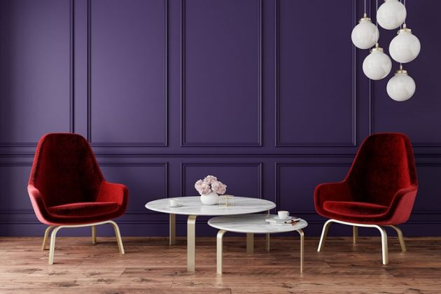 Purple In Your Home Decor Synonym For Sophistication & Refinement