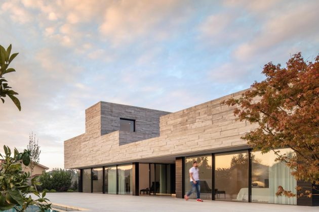 Agrela House by Spaceworkers in Agrela, Portugal