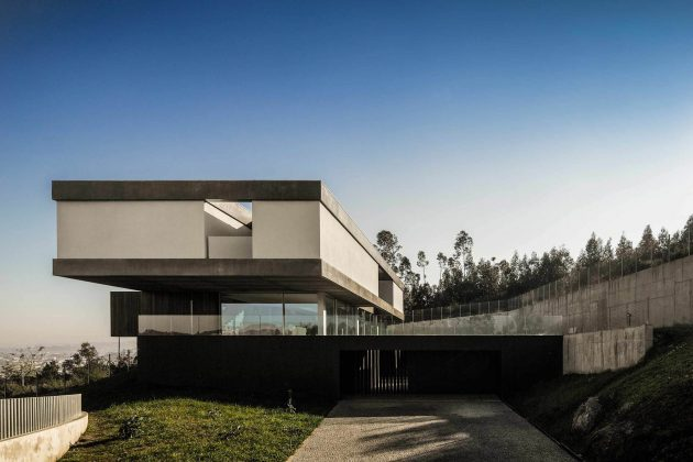 BE House by Spaceworkers in Paredes, Portugal