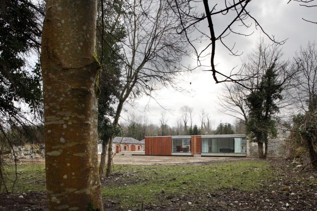 Ballymahon by ODOS Architects in Dublin, Ireland