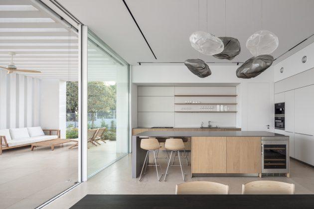K House by Blatman Cohen Architecture Design in Moshav Herut, Israel