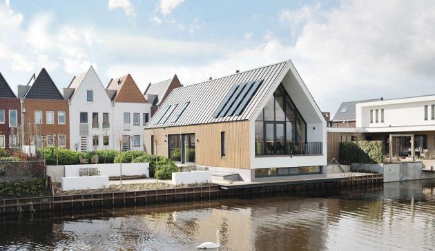 Longhouse by Studio PLS Architects in Amersfoort, Netherlands