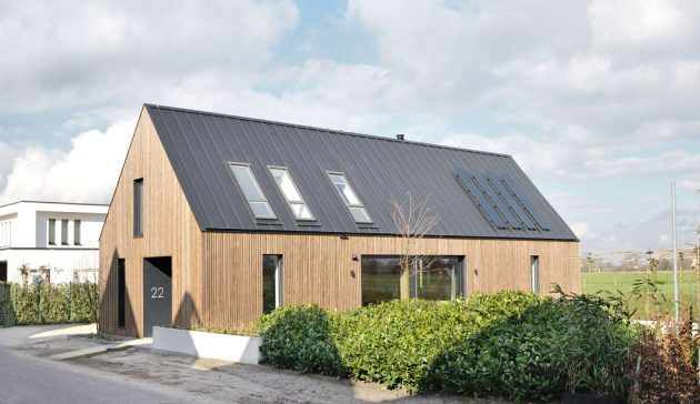Longhouse by Studio-PLS Architects in Amersfoort, Netherlands