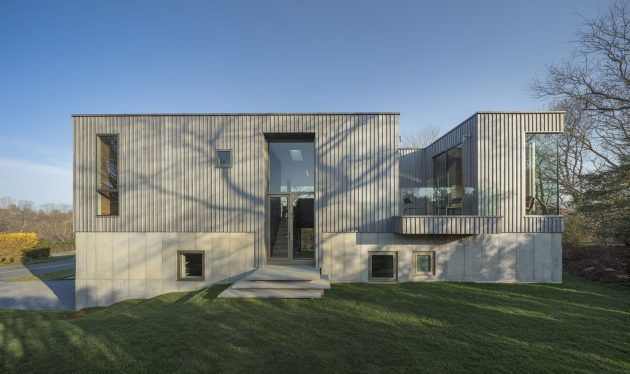 Montauk House by Desai Chia Architecture in New York, USA