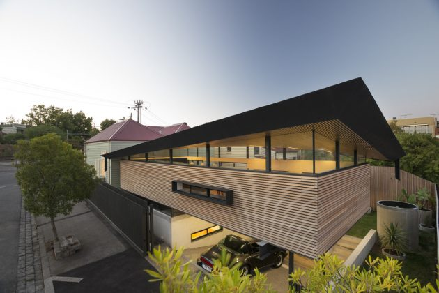 Mullet House by March Studio in Melbourne, Australia