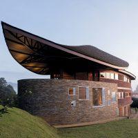 Pinhao House by Mareines Arquitetura in Campos do Jordao, Sao Paulo