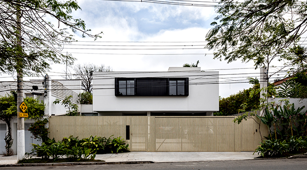 RLF House by CR2 Arquitetura in Sao Paulo, Brazil