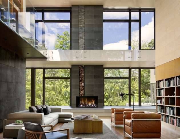 Super Villa by Wolf Architects in Los Angeles, California