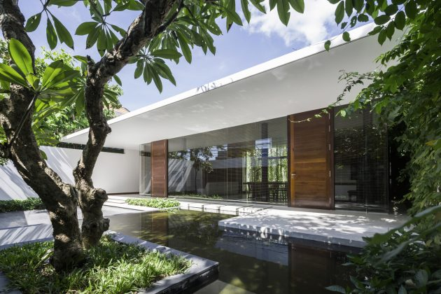 The Drawers House by MIA Design Studio in Vung Tau, Vietnam
