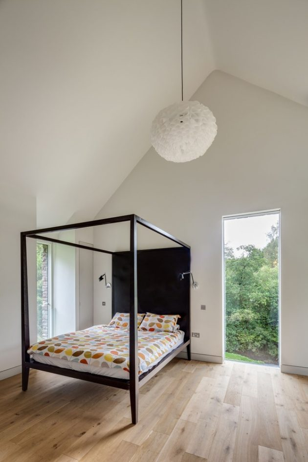 The Nook by Hall + Bednarczyk in Peterborough, United Kingdom
