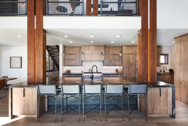 Timber Trail Residence by 328 Design Group in Breckenridge, Colorado