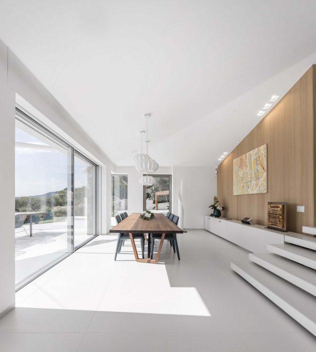Villa G by GAAP Studio Associati in Porto Cervo, Italy