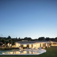 Villa G by GAAP Studio Associati in Porto Cervo, Italy