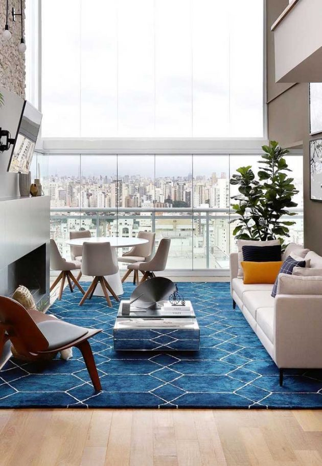 10 Inspiring Ideas of Geometric Carpets You Need ASAP