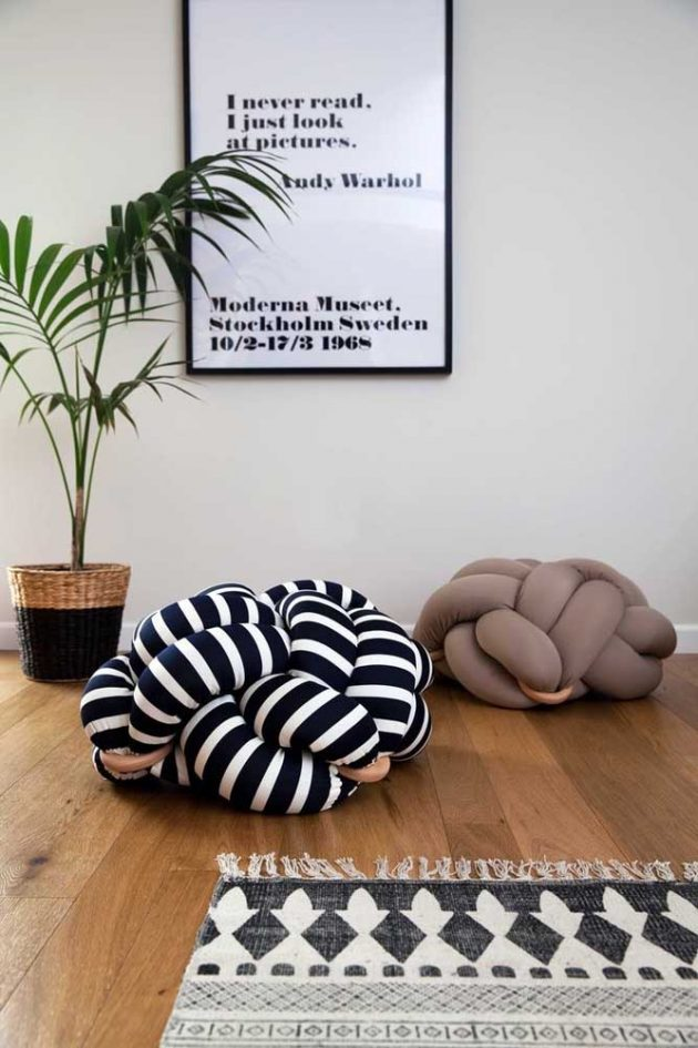 Knot Cushion - Inspiring Tips and Ideas