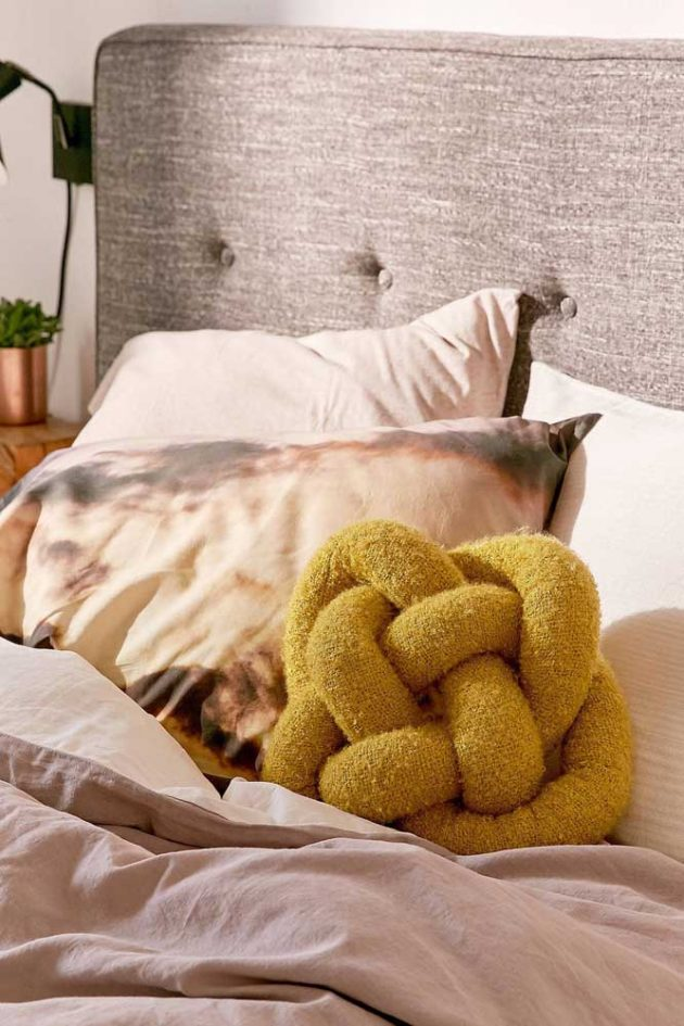 Knot Cushion Inspiring Tips and Ideas