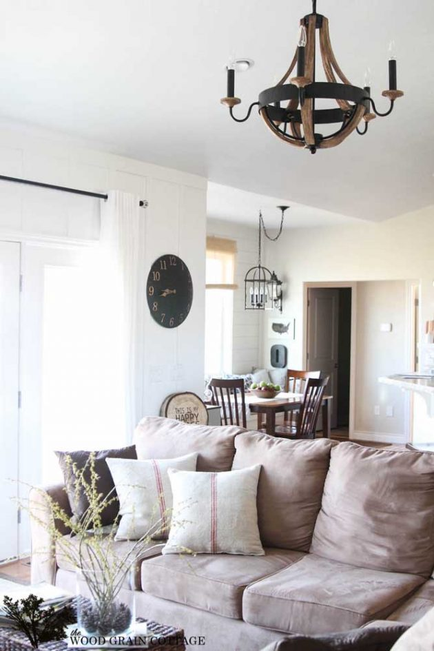 10 Adorable and Creative Ideas of MDF Chandeliers