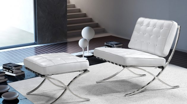 The Barcelona Chair Will Give a Better Style of Your Home