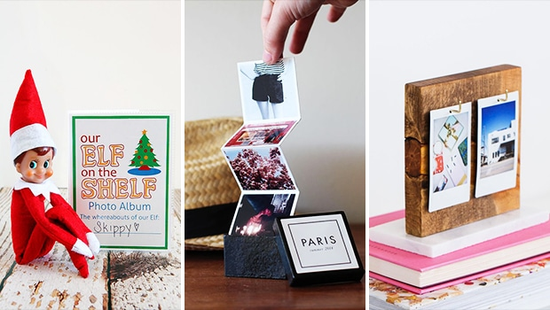 15 Adorable DIY Photo Album Ideas For Those Holiday Snaps