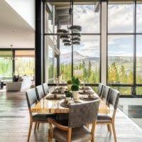 15 Astonishing Rustic Dining Room Designs You'll Love