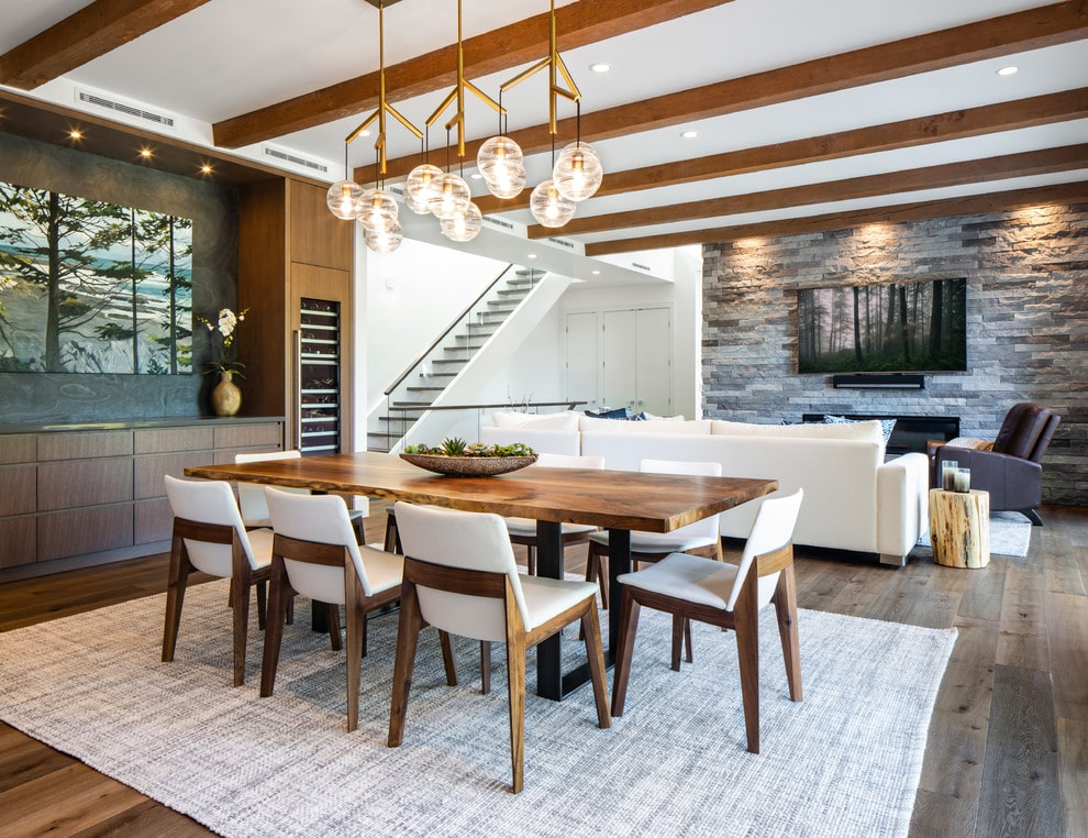 15 Astonishing Rustic Dining Room Designs Youll Love