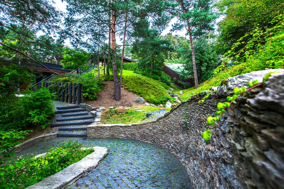 15 Outstanding Scandinavian Landscape Designs You Need To See