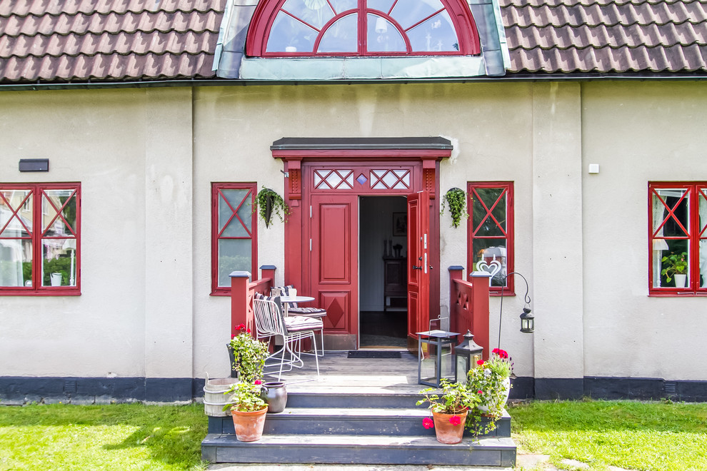 15 Simplistic Scandinavian Entryway Designs For Any Home