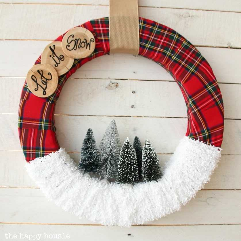 15 Stunning DIY Christmas Wreath & Centerpiece Ideas Youll Adore