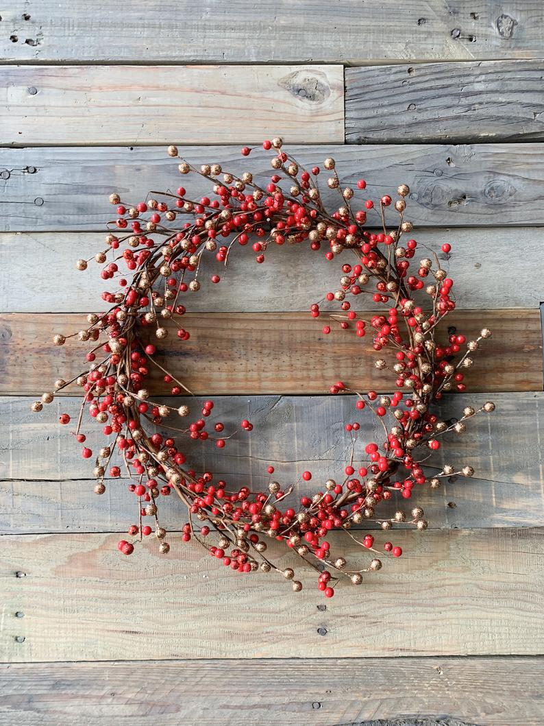15 Super Cute Christmas Wreath Designs You'll Love To Hang