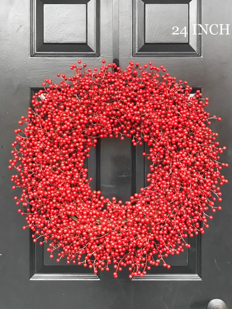 15 Super Cute Christmas Wreath Designs Youll Love To Hang