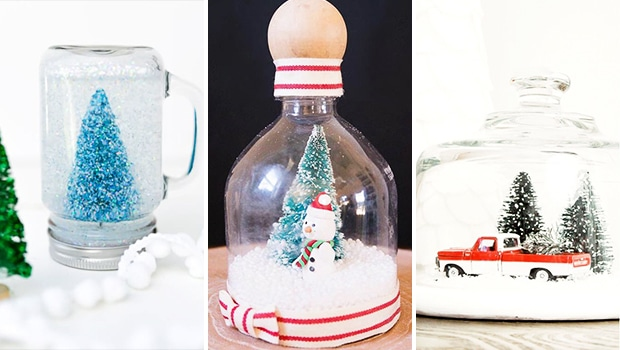 15 Whimsical DIY Snow Globes To Make For The Season