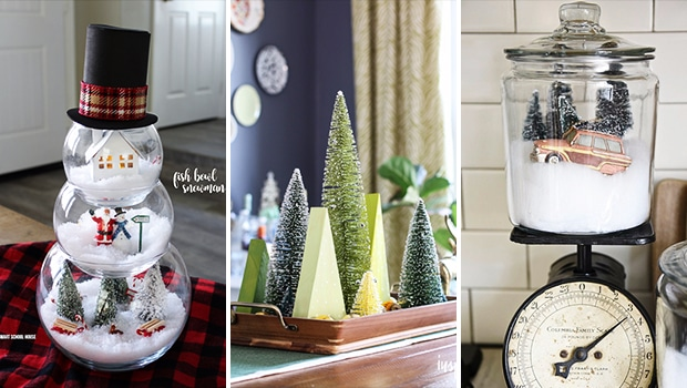 15 Wonderful DIY Winter Decor Crafts You Can't Miss Out On