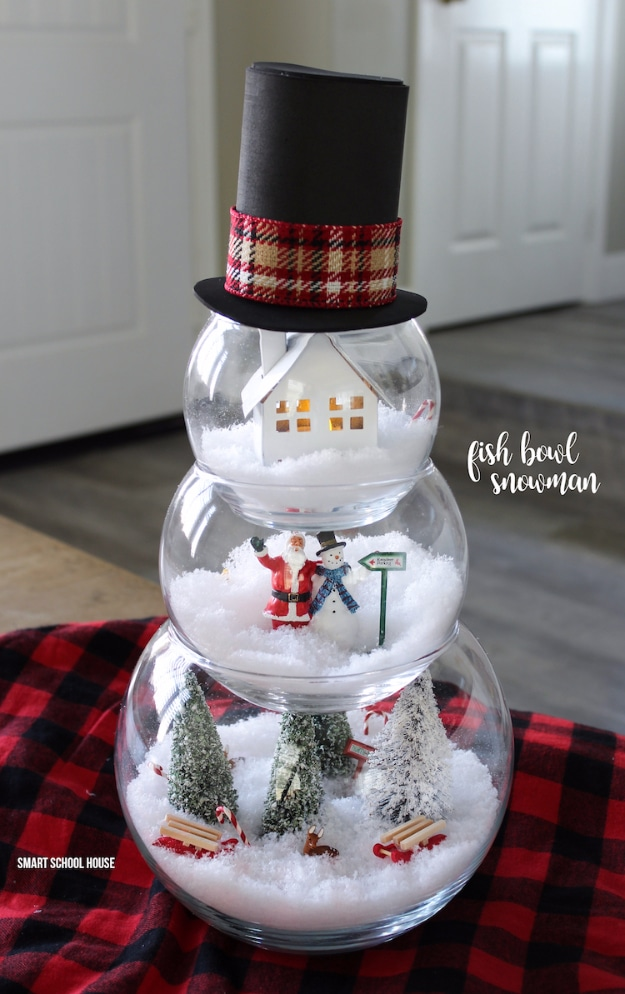 15 Wonderful DIY Winter Decor Crafts You Cant Miss Out On