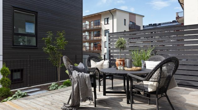15 Wonderful Scandinavian Patio Designs You'll Enjoy